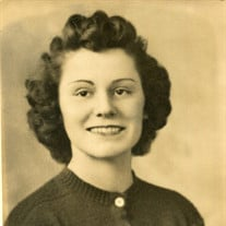 Josephine Croll