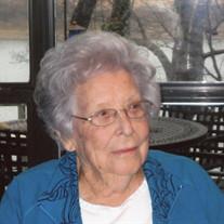 Eleanor Lucille Tate Warren