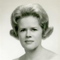 Jean Margaret Cushing