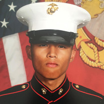 CPL Lawrence Mark Aragon, USMC