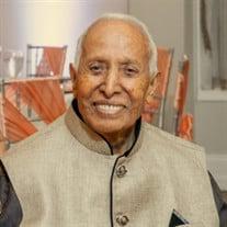 Janakrai M. Joshi