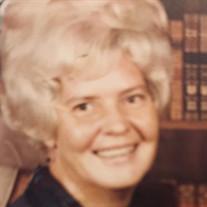 Mrs. Allene Miller Faircloth