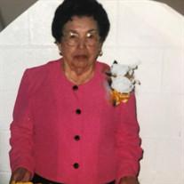 Mrs. Florinda Ortegon Garza