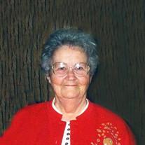 Mrs. Mabel D. Maddox
