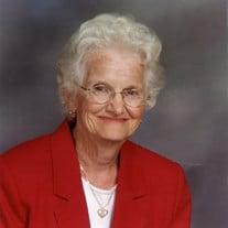 Mrs. Marjorie Ann Wylie