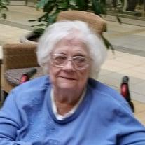 Margaret Ann Todd Martin