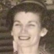 Pauline Griffin Rowe