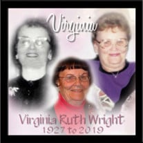 Virginia Ruth Wright