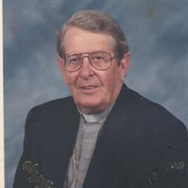 The Rev. Carl F. Kaltreider