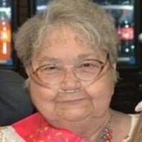 Rosa Mae Holstine