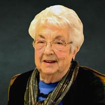 Marjorie Hacker Slotten