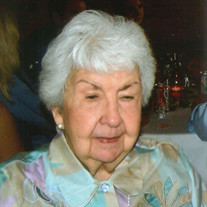 Martha Evelyn Shank