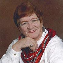 "Letha ""Connie"" Cornelia Yunker"