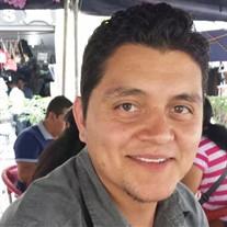 """Raul """"Kuyas"""" Gerardo Quezada"""