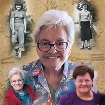 """Joyce Anne """"Joann"""" (Granny) Feltt"""