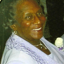 Mrs. Willie Mae Washington Robinson