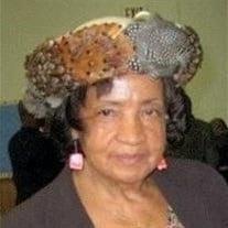 Myrna Juanita Johnson Corley