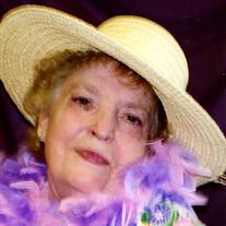 Eula Faye Durdin