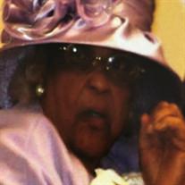 Mrs. Bessie Grace McGowan
