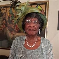 Mother Janie Ella Ferguson