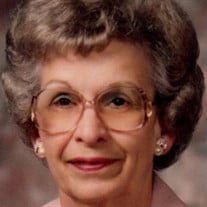 Beatrice  Ann Blosser
