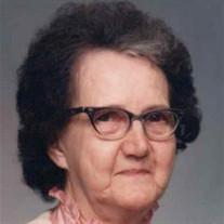 Mary Jane Brannan Brown