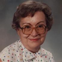 Vera Mae Johnson