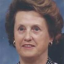 Margaret Saffle