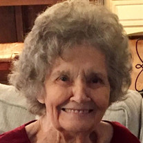 Mrs. Bonnie Ruth Rains Warren