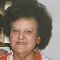 Mrs. Josephine Dawkins Ginn