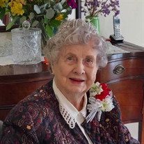 Mrs. Edith Street Hallman