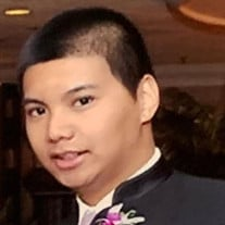 Mr. Mark  Anthony Uy Cablayan of Morton Grove
