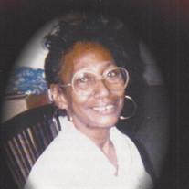 Ms. Ida Mae Lumpkins