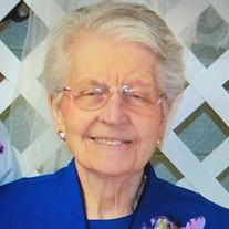 Arlene Elizabeth Donahue Hall