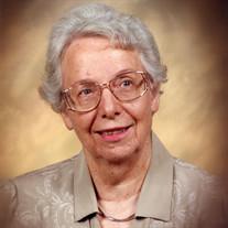 Inez May Dodson