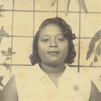 Mrs. Minnie  Lee Jackson