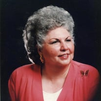 Mrs. Theresa Hucks Strozzo Calhoun