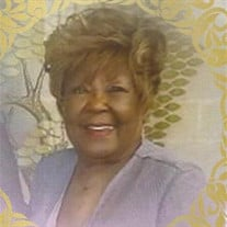 Mrs. Wilma Jean Weddle