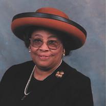 Mrs. Rosie Lee Stanley