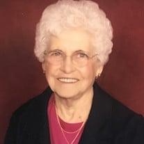 Evelyn Margaret Hansen