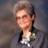 Ruth Evelyn McGonagle
