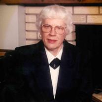Evelyn Marie Hanke