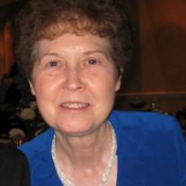 """Carolyn Julienne """"Judy"""" Whitaker Miles"""