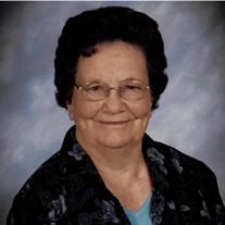 Mrs. Lucy Chedotal Hebert