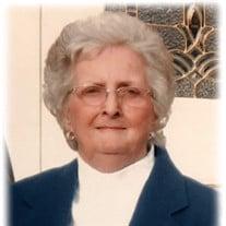 Doris Lorraine Lewis Riley, Waynesboro, TN
