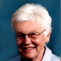 Barbara Blaine Bush Hagans