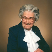 Mabel B.  Thompson