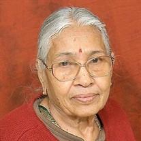 Mrs. Paliben Govindbhai Mistry