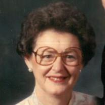 Martha Ann Perry Dodd