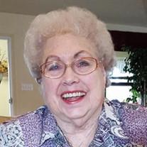 Betty Ann Rodgers